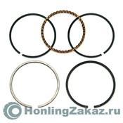 Кольца поршневые комплект 52.4 мм 125сс Honling Best Quality